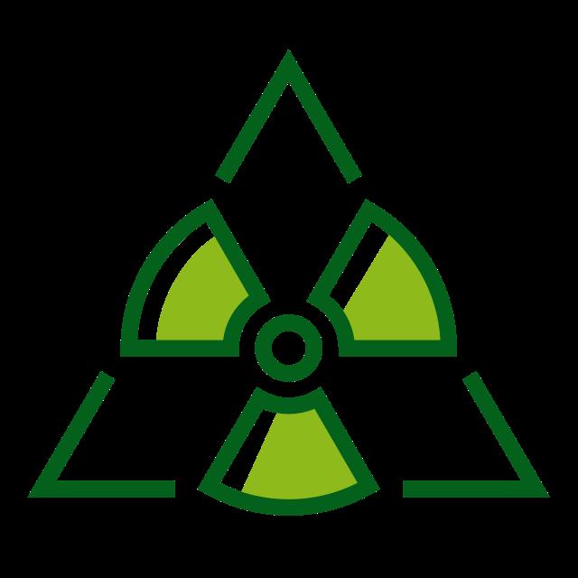 Icon Strahlenschutz